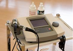 超音波治療器写真